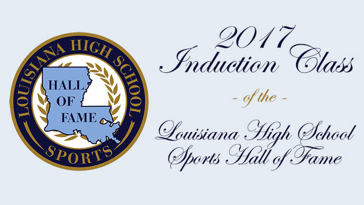 2017 Hall of Fame Inductees Announced